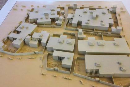 榆林沙盘模型设计