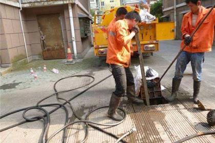 郑州化粪池清理抽粪