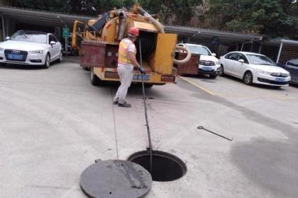 郑州下水道疏通