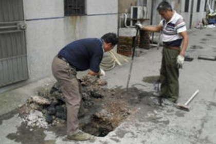 郑州污水池清理