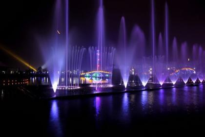 郑州呐喊喷泉