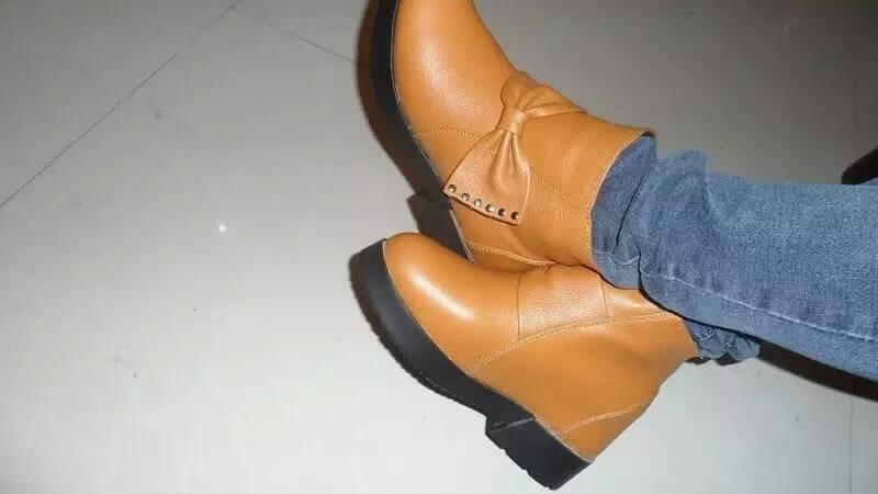 长短腿补高鞋定做