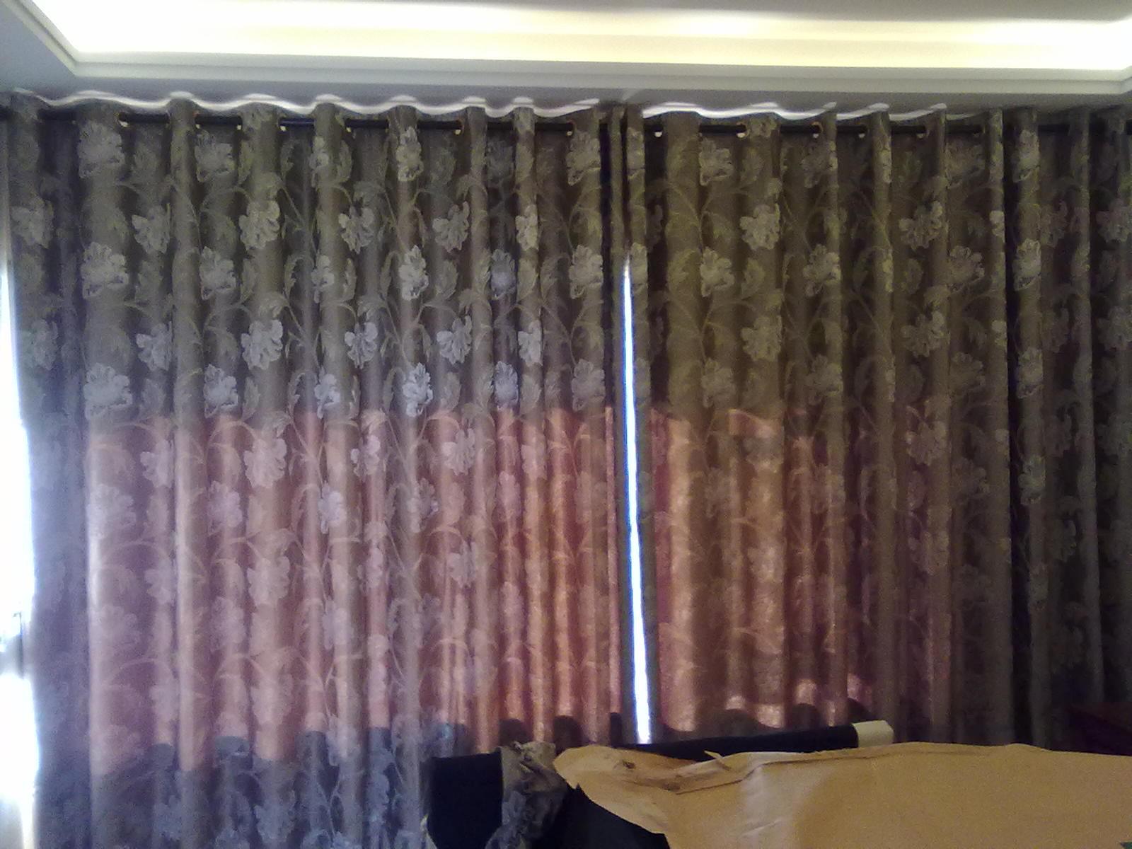 西安窗帘布艺精品店