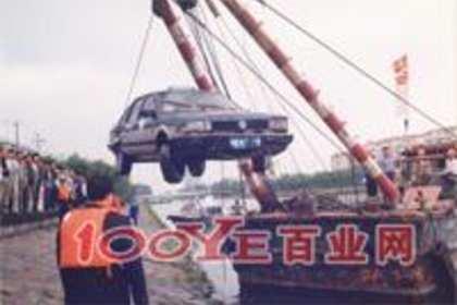 重庆潜水打捞公司