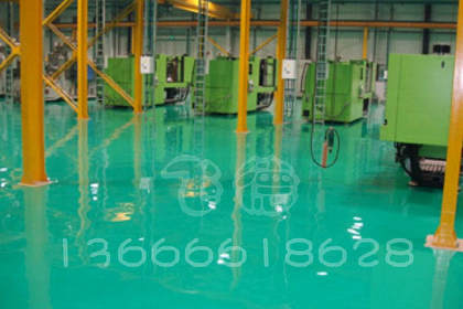 环氧树脂地坪供应