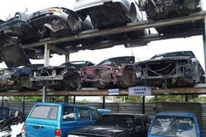 武汉旧车回收