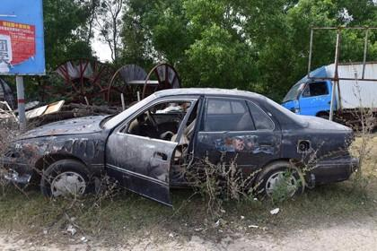 武汉报废汽车回收