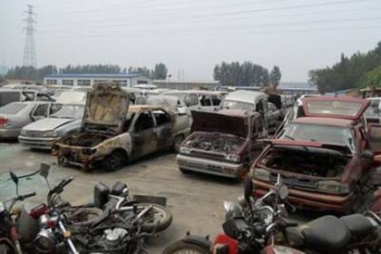 武汉汽车回收拆解