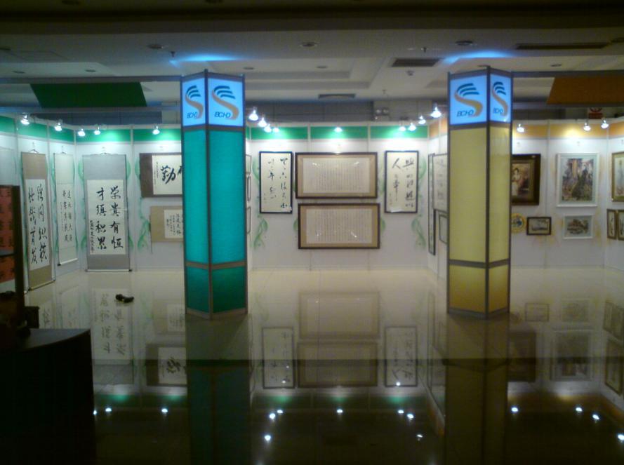 北京展台搭建布置