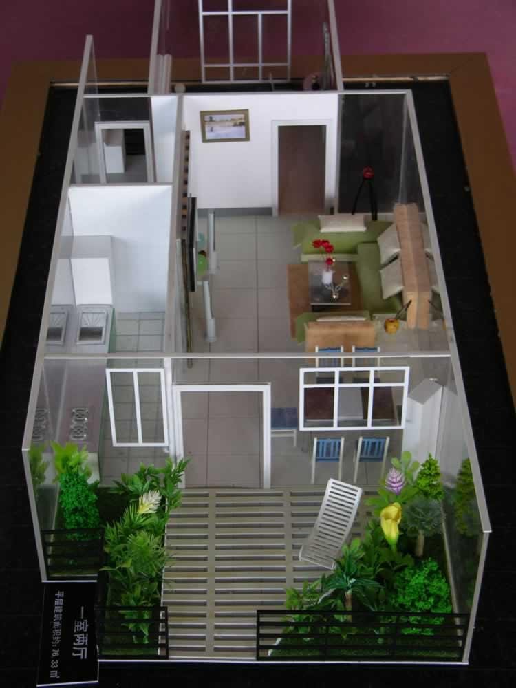 天津沙盘模型-地产室内模型制作-军事模型