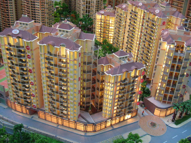 天津沙盘模型公司