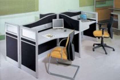 北京办公家具出租-维修办公转椅、订做屏风 隔断