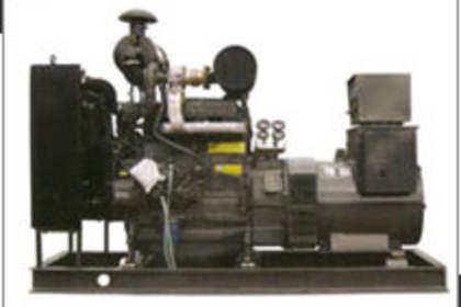 杭发斯太尔120KW发电机组