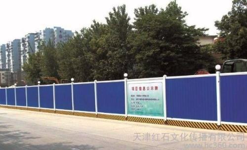 天津单立柱广告牌制作