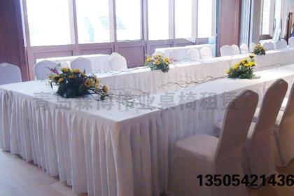 价格低,服务好,青岛组合桌租赁