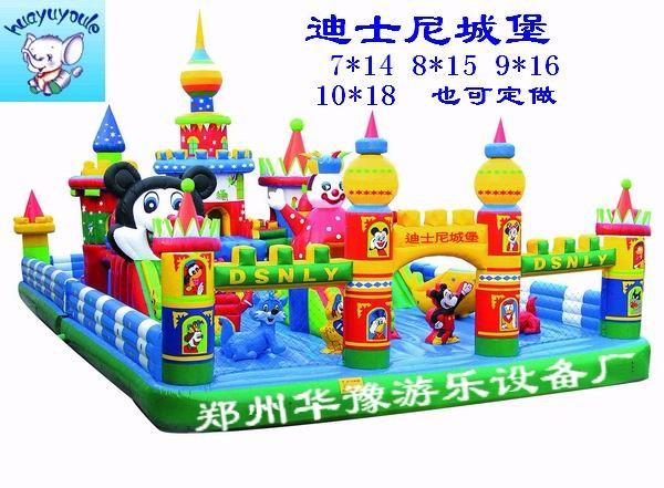 郑州儿童充气水池定制