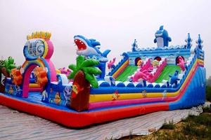 广州充气城堡销售