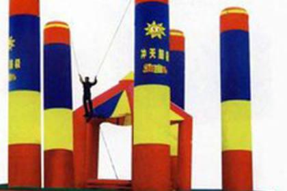 武汉儿童充气滑梯