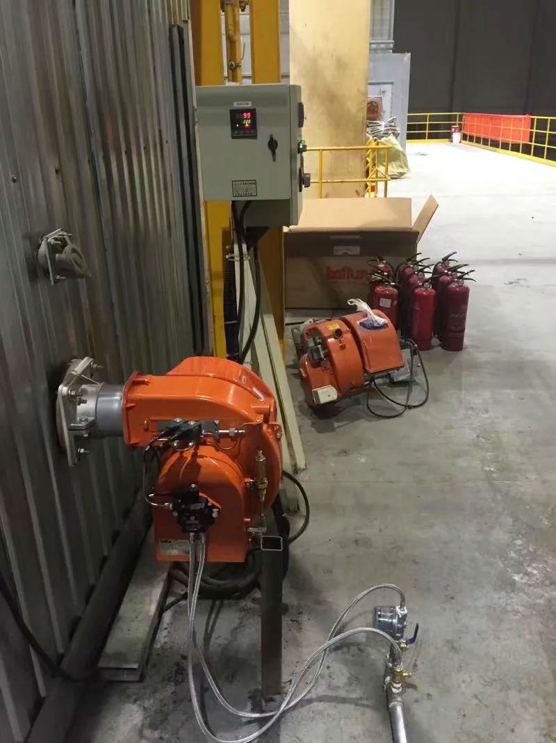 合肥轻油燃烧器