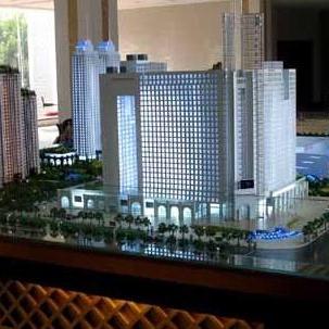 长春建筑模型