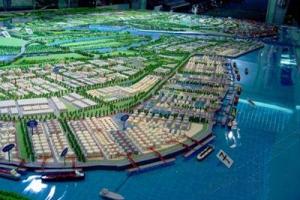 南通船舶模型
