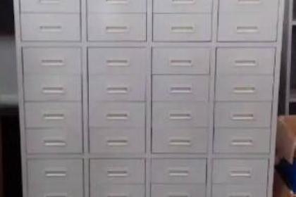 长沙铁皮中药柜