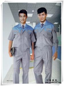 广州工厂工作服