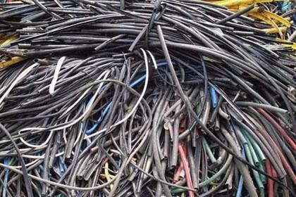 济南通信电缆线回收