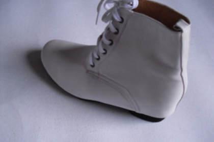 长短腿补高鞋 扬州矫形师个性化设计定做矫形鞋