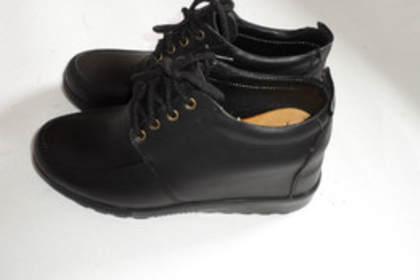 厂家低价销售高低脚型补高鞋 小儿麻痹补高矫正鞋