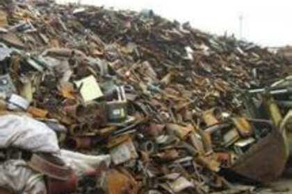废品的可回收利用率高