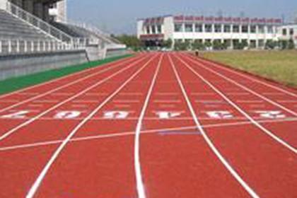 北京预制型橡胶跑道