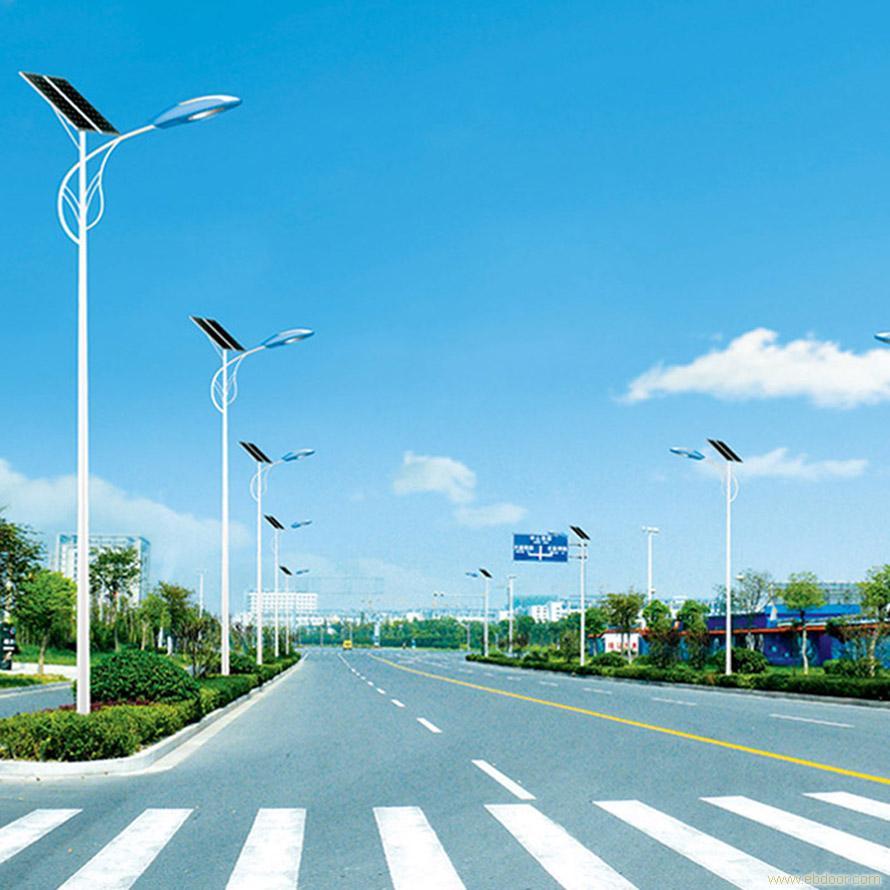 海口太阳能路灯生产