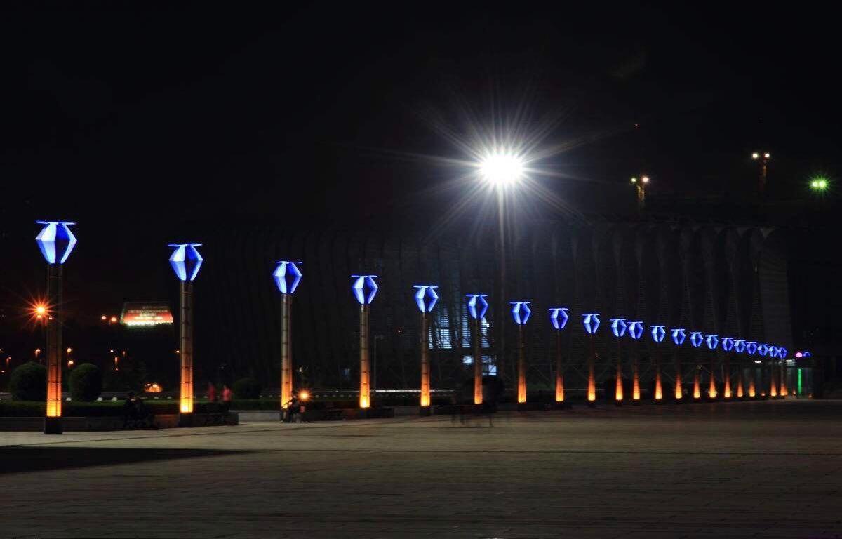 海口路灯厂
