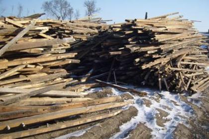 唐山废旧木方回收,价高同行,值得信赖