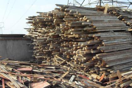 上门回收,现金交易,唐山废旧木方回收