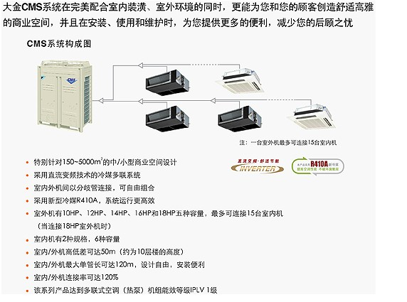 三菱重工中央空调专卖