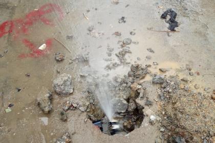 消防管道漏水检测