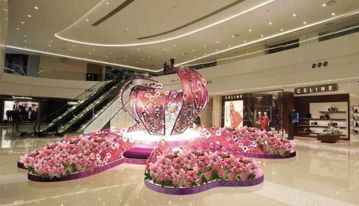 重庆商业美陈设计