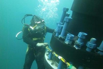 成都潜水打捞公司