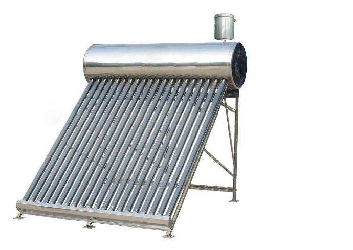 太阳能热水器安装