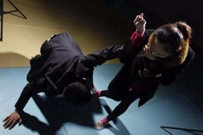 形意咏春武术馆培训