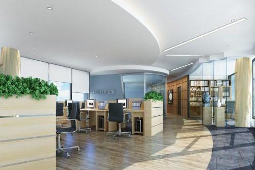 东营商业空间设计