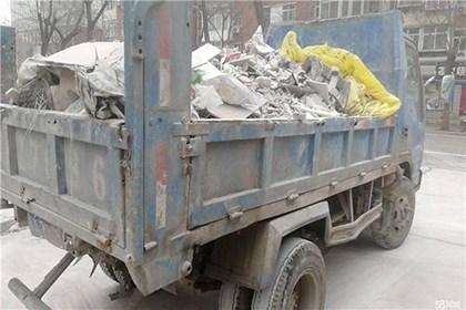 上海浦东渣土拆除