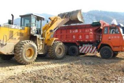 出租各种类型铲车