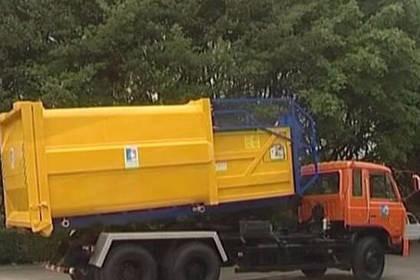 上海浦东垃圾清运公司