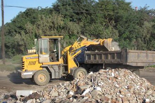 上海土方工程挖运