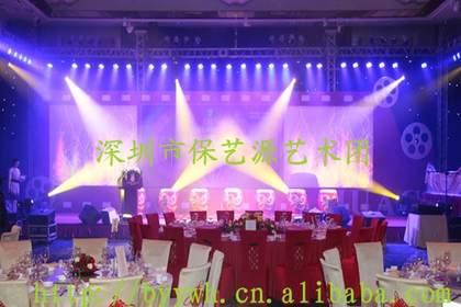 细节决定成败,态度成就完美,深圳舞台灯光音响设计