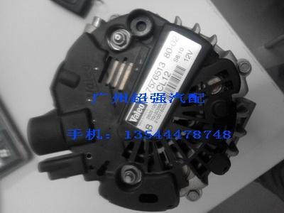 标致308sw发电机 三元催化器 机油泵 水泵