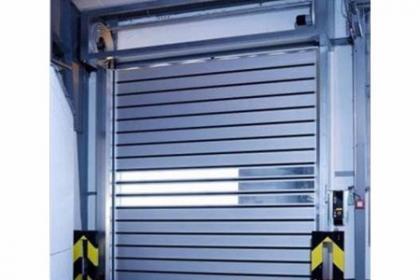 提供水晶卷帘门制作安装服务